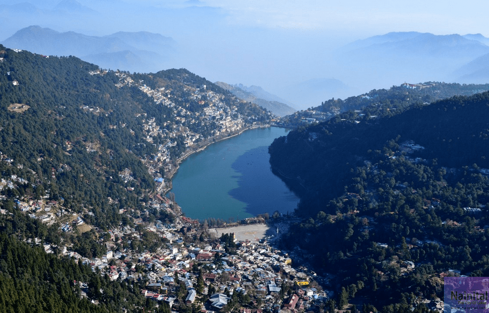 Nainital - The lake district of India