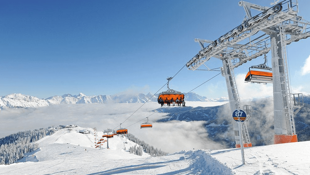 Saalbach-Hinterglemm - No. 1 Ski Resort of Austria