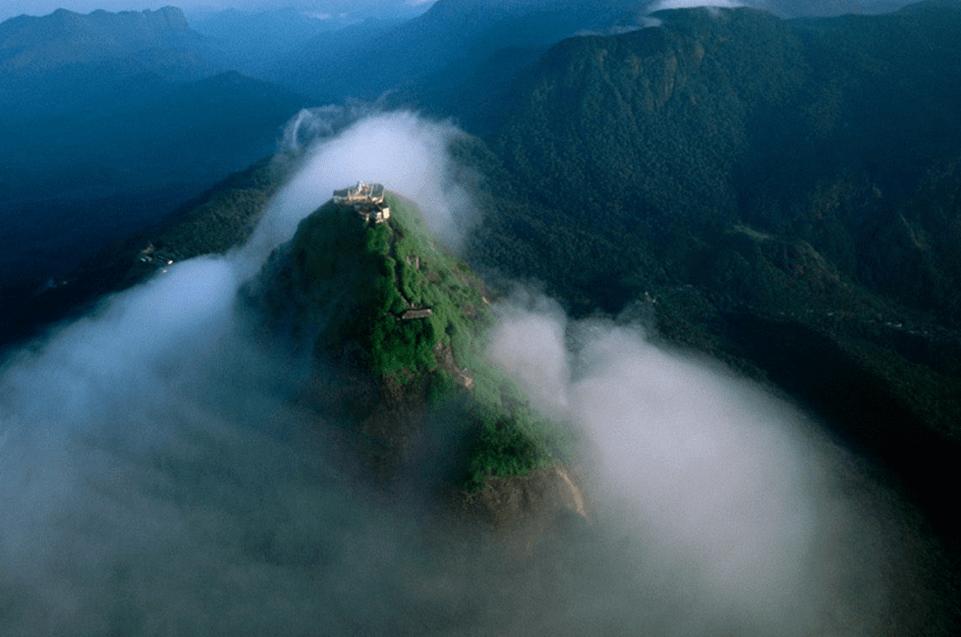 Sinharaja Forest Reserve - Adam's Peak