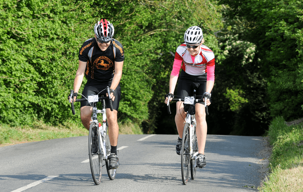 Surrey hills for Cycling