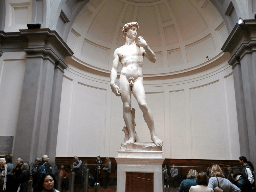 Accademia Gallery, Florence, Italy