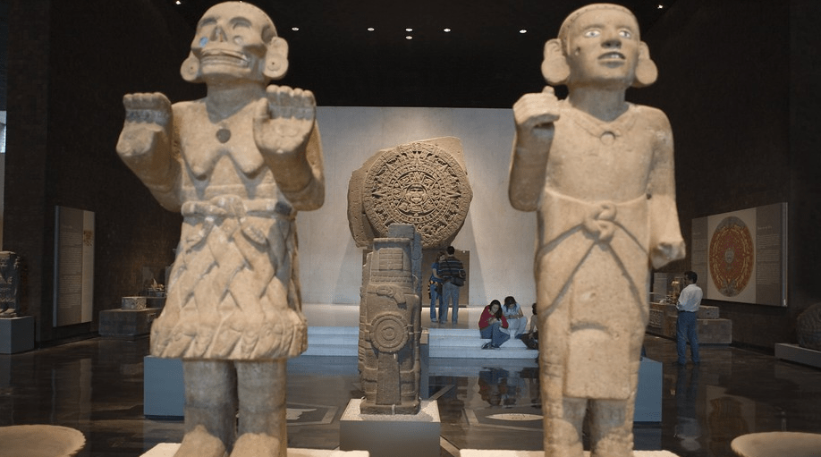 Museo Nacional de Antropología, Mexico city, Mexico