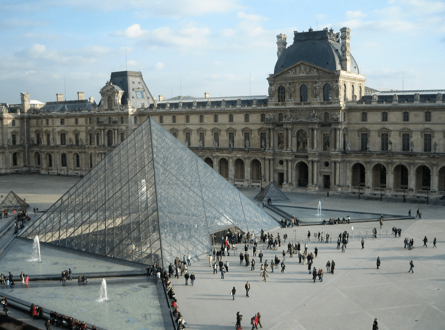 Best 8 museums in the world for Top ten museums in the world